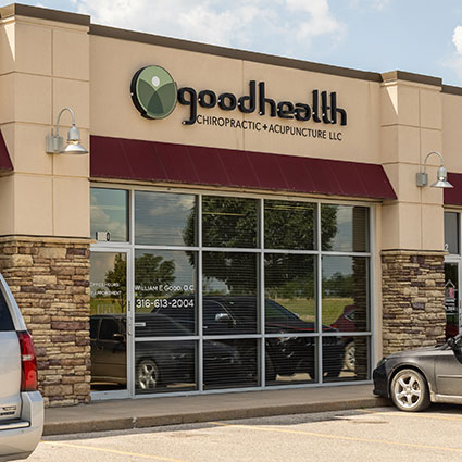 Good Health Chiropractic & Acupuncture Exterior