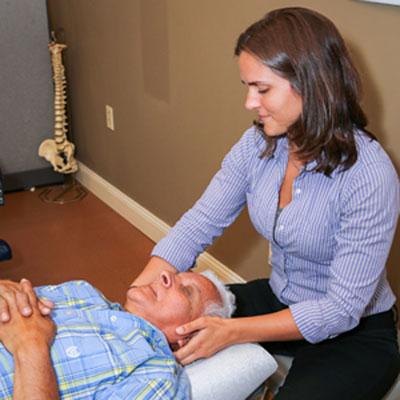 Fitchburg chiropractor Dr. Normandin