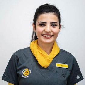 Noor Challoob headshot