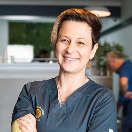 Dr Gabriela headshot