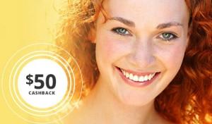 Zoom Whitening cashback offer at {PRACTICE NAME] in Inner West Sydney