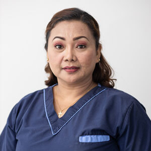 Spinal Care Chiropractic Housekeeping Staff, Daisy Gomo
