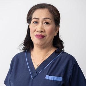 Spinal Care Chiropractic Housekeeping Staff, Nancy Vocal