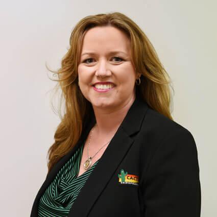 Jillian Blackmore, Clinic Manager