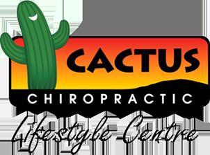 Cactus Chiropractic Lifestyle Centre logo - Home