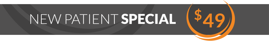 $49 New Patient Special