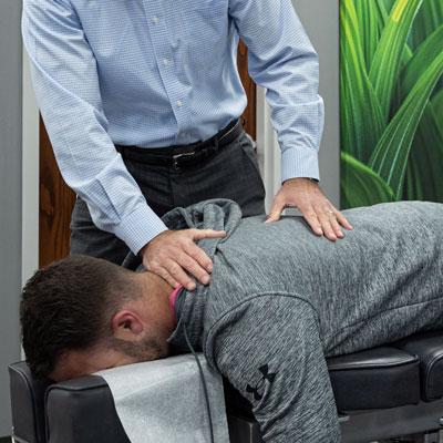 Chiropractor Lincoln Pregnancy Chiropractic Adjustment