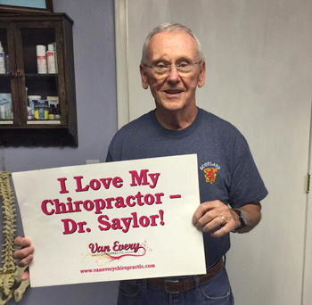 New Patient Center at Van Every Family Chiropractic Center in Royal Oak