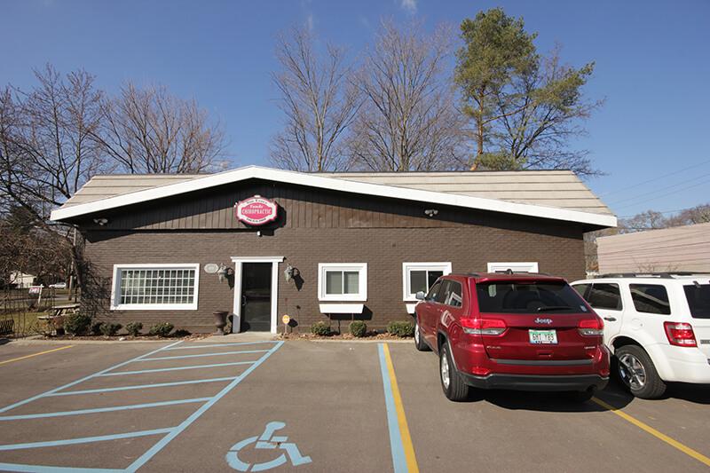 Chiropractor Royal Oak Parking
