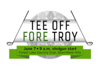 Troy Chamber's Tee Off FORE Troy