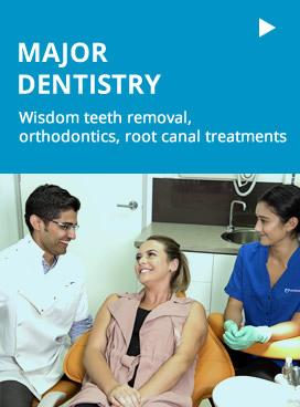Major Dentistry