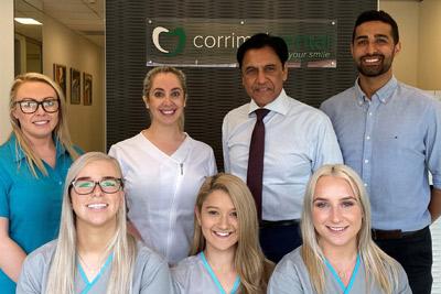 Corrimal Dental team