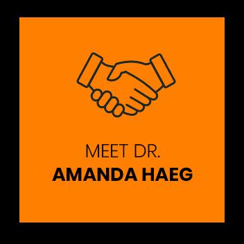Meet Dr. Amanda Haeg