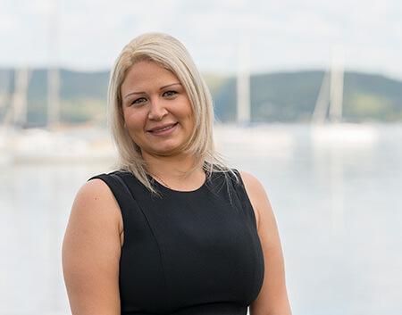 Claudine Restom, Managing Director