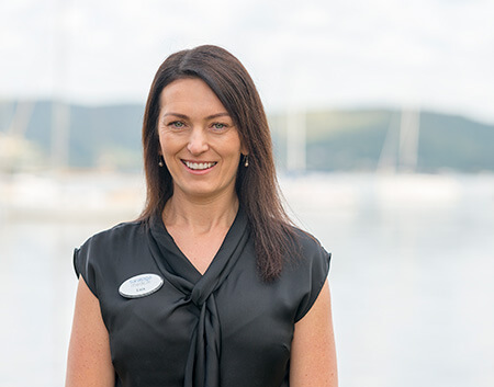 Lisa Porteous, Office Manager