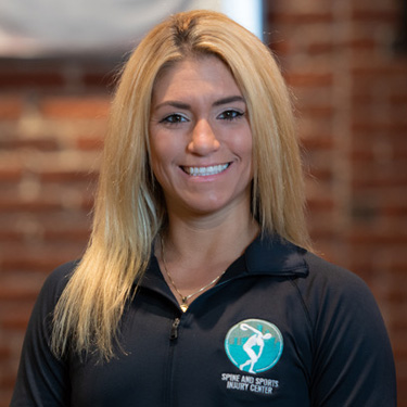 Spine & Sports Injury Center Physical Therapist, Carly Stote