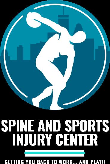 Spine & Sports Injury Center logo - Home