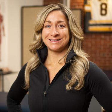Spine & Sports Injury Center Physical Therapist, Stephanie Samson