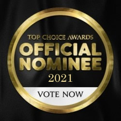 Top Choice Awards 2021 nominee