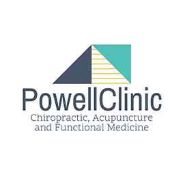 Powell Clinic logo - Home