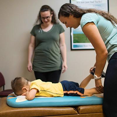 dr sibly bence adjusting child