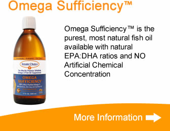 Omega Sufficiency
