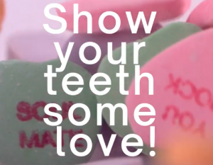 Show Your Teeth Some Love Graphic