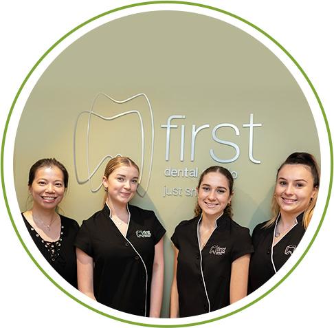 First Dental Studio Support Team