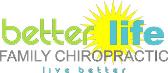 Better Life Family Chiropractic logo - Home