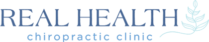 Real Health Chiropractic Clinic logo - Home