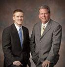 Portrait of Matthew Buck and Mark Maher, Chiropractors in St. Louis