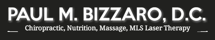 Paul M. Bizzaro, D.C. logo - Home