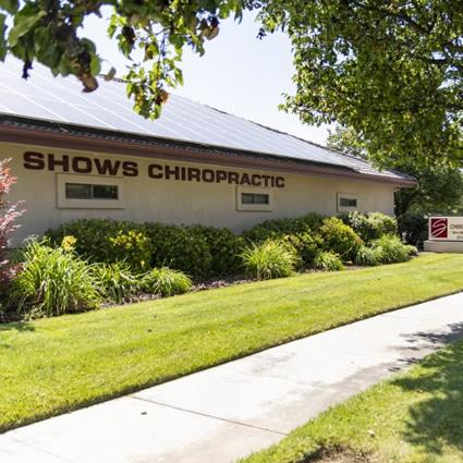 Shows Chiropractic exterior