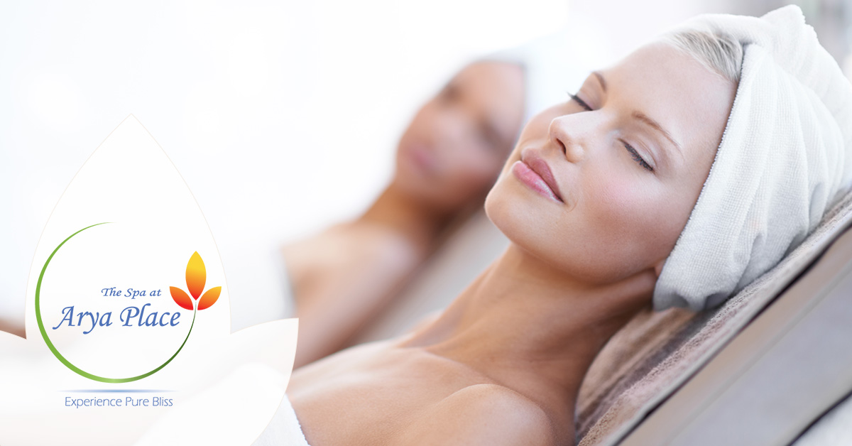 Enter to Win A Spa Day Valued at $249