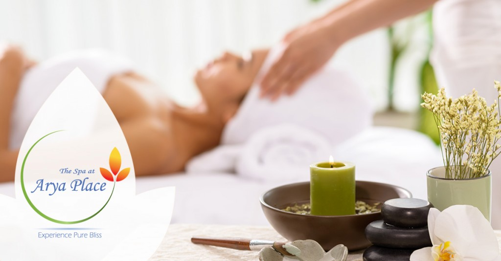 Save $100 with the Because She Deserves It Spa Day Package