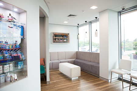 Waiting Area Dentist WA Canning Vale