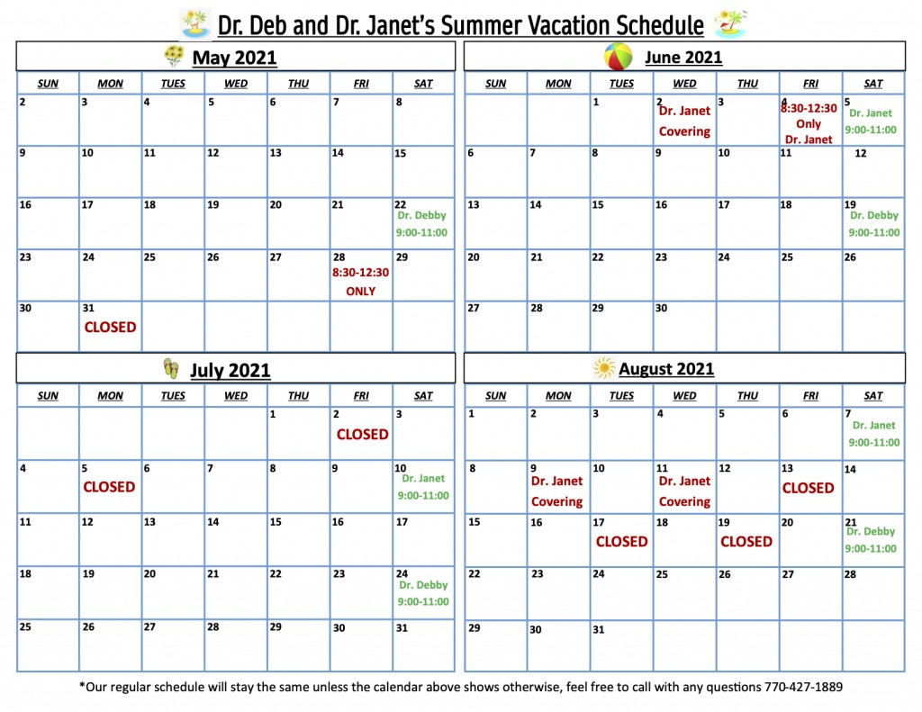 Porter Summer Schedule 2021 option number  two