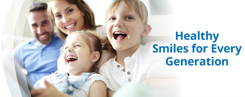 Healthy Smiles for Every Generation