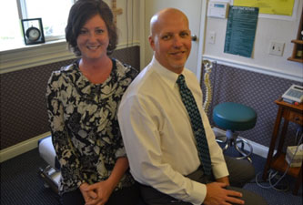Drs. Lisa and Mike Misiak