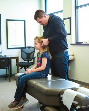 Pediatric Adjustment Kennewick