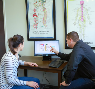 Report of Findings with Chiropractor Kennewick