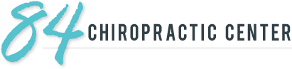 84 Chiropractic Center logo - Home