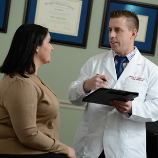 Chiropractic Consult at Sewickley Chiropractic Center