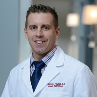 Chiropractor Sewickley, Jared Yevins
