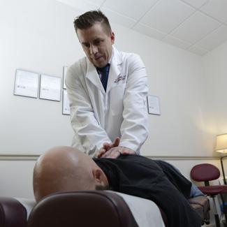 Chiropractic Adjustment in Sewickley