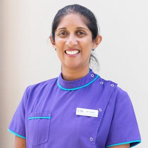 Dr Tamara Sundaralingam Dentist