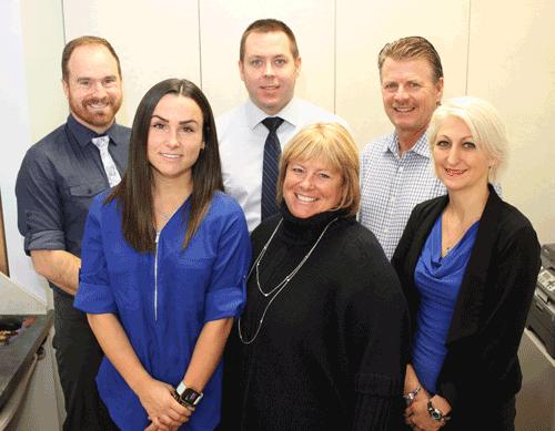 Chiropractor Kitchener Waterloo Team