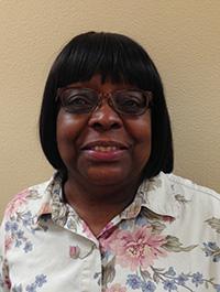 Patient Gladys D.