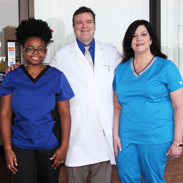 A Better Life Chiropractic team