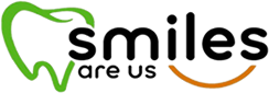 Smiles Are Us logo - Home